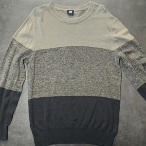 H&M Two Tone Sweater